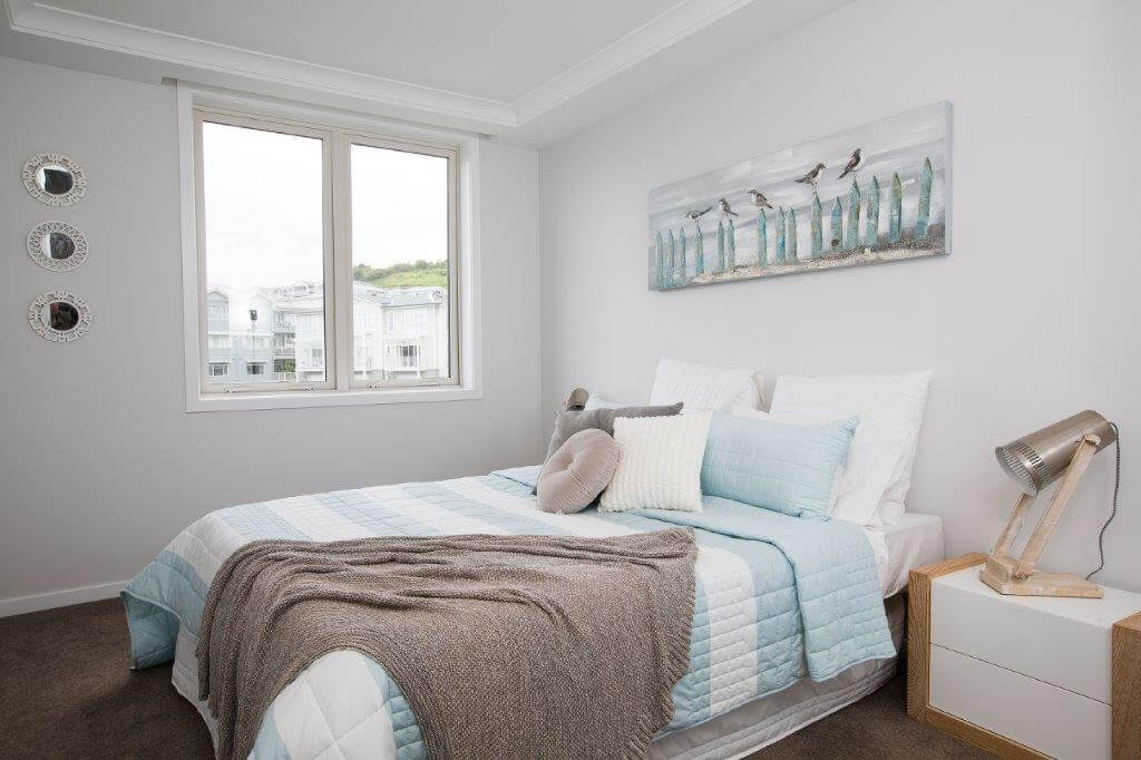 bed showhome kensington