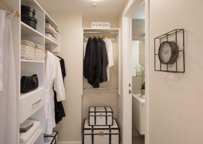 wardrobe staged best