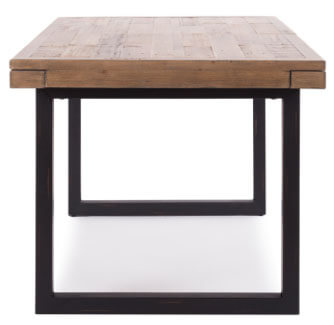 Industrial Ext 1400 Dining Table