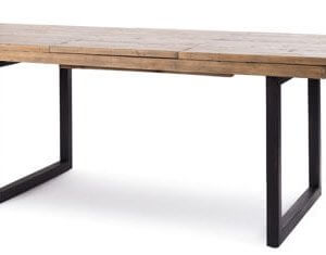 Industrial Ext Large Dining Table