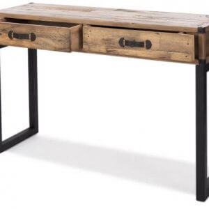 Industrial Hall Table Console
