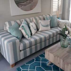 Sofa Shelly Beach Suite