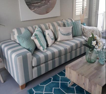 Sofa Shelly Beach Suite